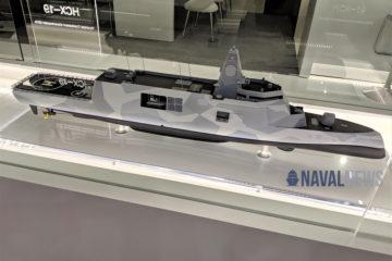 MADEX 2019: HHI Unveils HCX-19 Concept Ship
