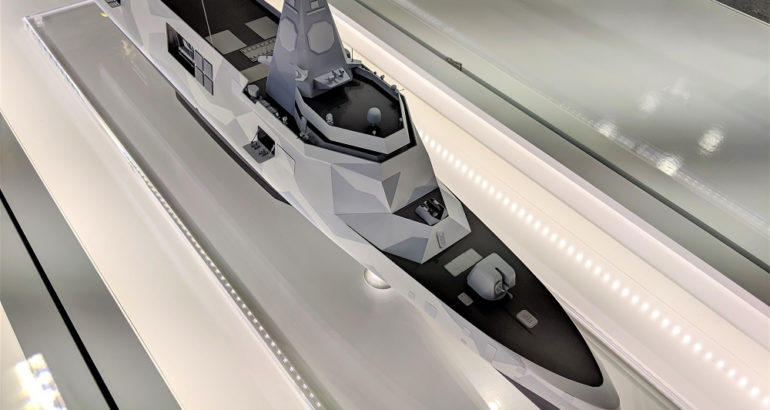 HHI HCX-19 Concept Ship