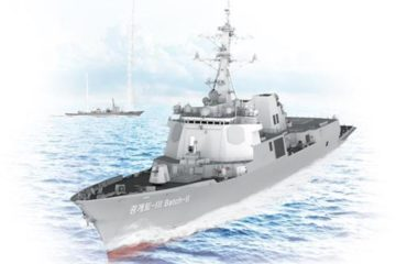 MADEX 2019: HHI secures deal for KDX-III Batch II destroyer initial production