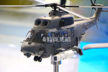 MADEX 2019: KAI pitching new Surion Mine Countermeasures Helicopter variant to ROK Navy