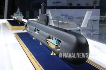 MADEX 2019: New 2,000 tons attack submarine joins DSME portfolio
