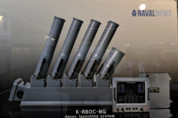 MADEX 2019: TS TECH Unveiled K-RBOC NG Launcher Compatible with Next Gen Decoys by Lacroix