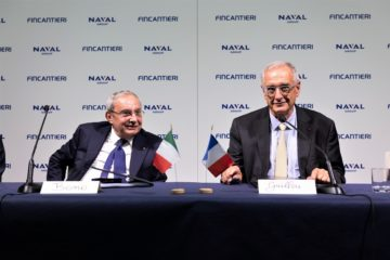 Naval Group – Fincantieri Joint Venture to be Named 'NAVIRIS'
