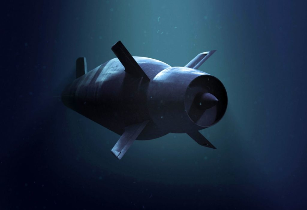 Artist impression of the future Attack-class submarine of the Royal Australian Navy