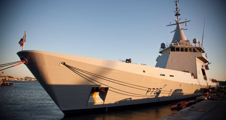 Patrulleras (OPV) Clase Bouchard Naval-Group-starts-Training-of-Argentine-Navy-OPV-Crew-1-770x410