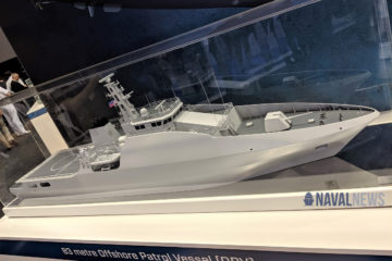 PACIFIC 2019: Austal Unveils Philippine Navy OPV Design