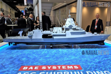 PACIFIC 2019: GE Showcasing Marine Technologies that Fit the Needs of RAN Hunter-class
