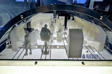 PACIFIC 2019: Lockheed Martin Showcased Conceptual Attack-class Submarine Control Room