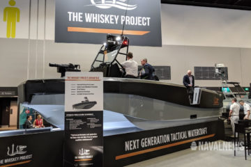 PACIFIC 2019: Next Generation Tactical Watercraft by The Whiskey Project