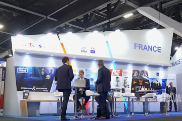 PACIFIC 2019: French naval defense industry sets record presence