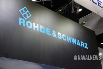 Rohde & Schwarz positions itself as systems partner and integrator for Latin American navies