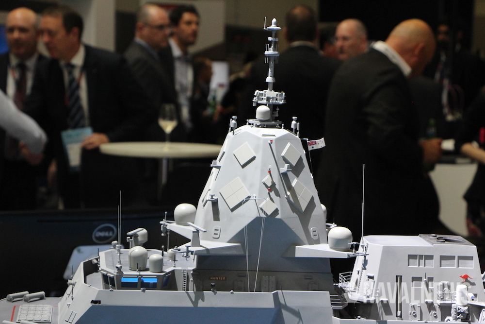 Lockheed Martin is moving forward with Aegis combat management system integration on the Royal Australian Navy (RAN) future SEA 5000 Hunter-class frigates, the US-based company stated at Pacific 2019.
