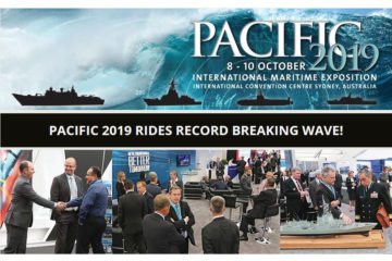 PACIFIC 2019 Rides Record Breaking Wave