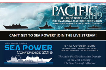 Can't get to the RAN' Sea Power Conference 2019 ? Join the live stream