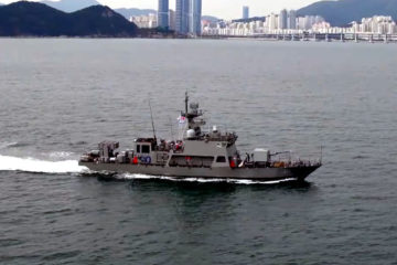 HHIC lands ROK Navy order for another four PKX-B patrol vessels