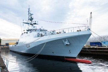 Royal Navy's 5th and final new Offshore Patrol Vessel named HMS Spey