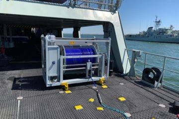 SEA completes sea trials of KraitSense low-profile passive sonar system