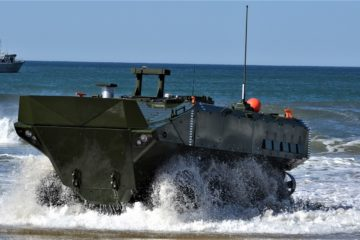 USMC Receives First ACVs for Service as BAE Systems Designs More Variants
