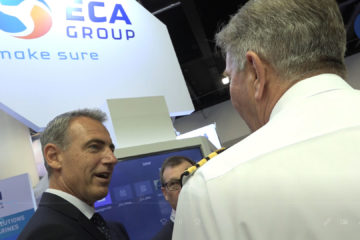 Video: ECA Group at PACIFIC 2019 Mine Warfare & Deperming Solutions