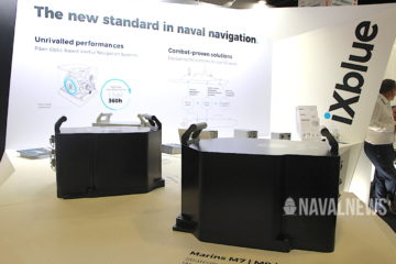 iXblue, L3Harris sign MoU for inertial navigation systems support