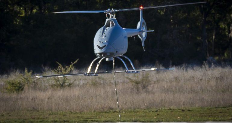 Airbus VSR700 VTOL UAV enhanced prototype performed maiden flights