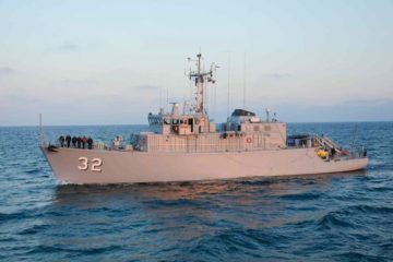 Bulgaria greenlights procurement of two former Dutch Navy mine countermeasure vessels