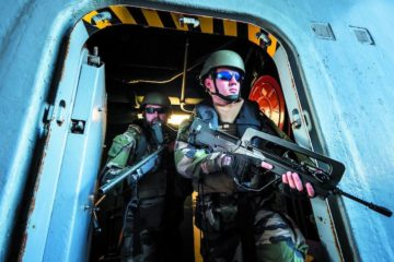 French Navy eyes new training system for its VBSS teams