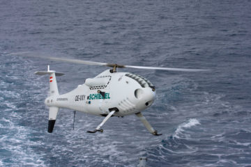 Royal Thai Navy orders Schiebel's Camcopter S-100 UAV