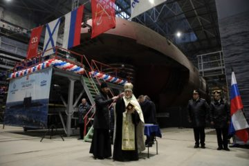 Russia Laid Keel of Project 636.3 Submarines Ufa & Magadan for the Pacific fleet