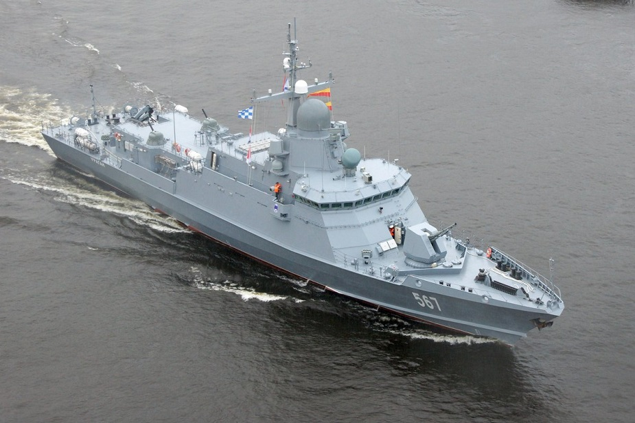 Russia Project 22800 Karakurt class small_missile_boat_corvette_Uragan