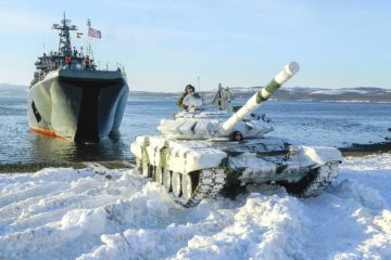 Russia's Northern Fleet to Form Naval Engineering Unit
