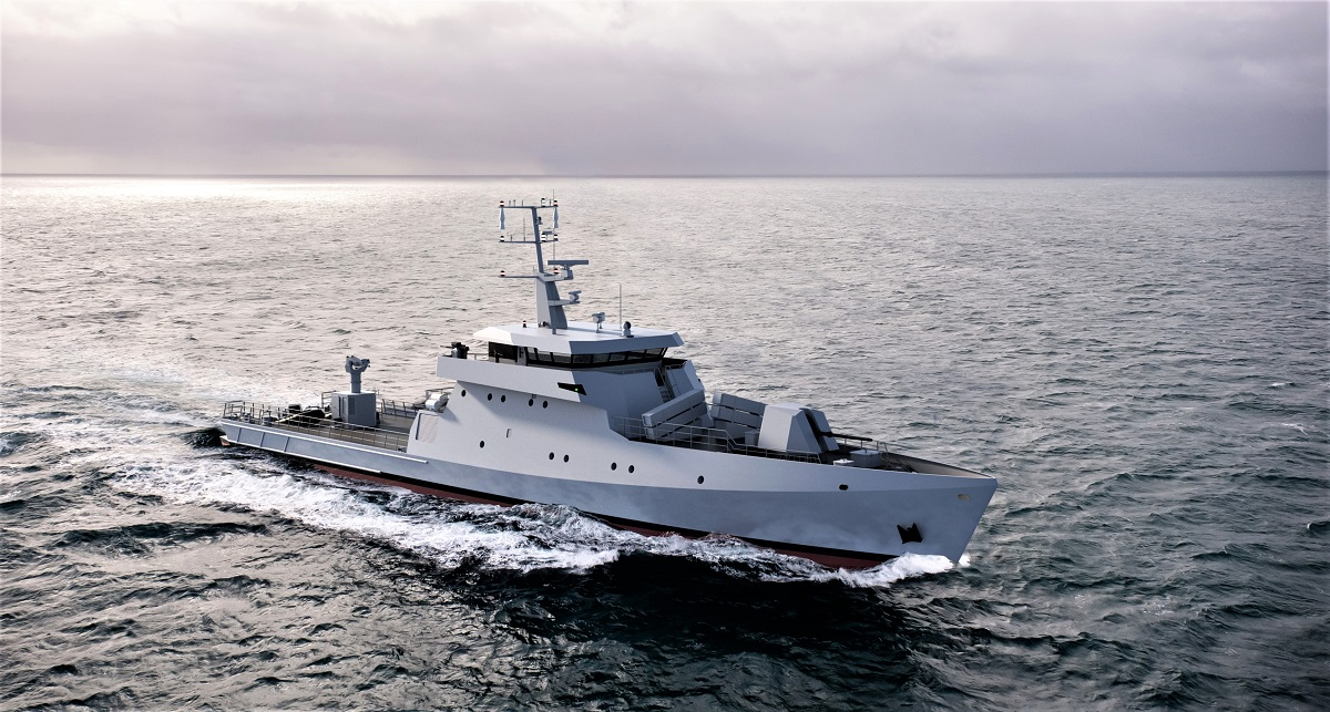 Senegal Orders 3 Offshore Patrol Vessels from French Shipyard Piriou - Naval News