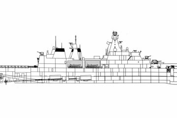 Rolls-Royce Seals Propulsion Systems Contract for Royal Navy's Type 31 frigates