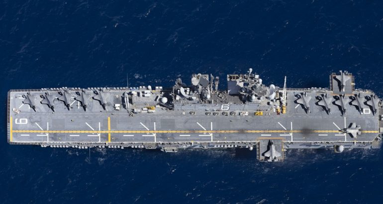 US Navy - Page 40 USMC-F-35Bs-USS-America-shaping-the-future-of-amphibious-operations-1-770x410