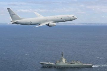 12th and Final P-8A Poseidon MPA Arrived in Australia