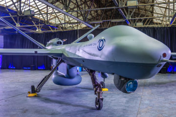 General Atomics Begins European Maritime Flight Demonstrations in Greece with MQ-9