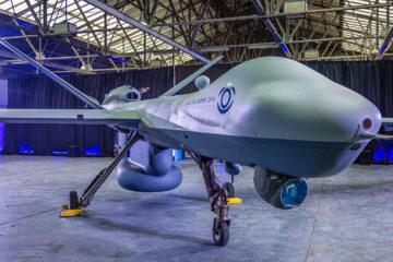 General Atomics Begins European Maritime Flight Demonstrations in Greece with MQ-9
