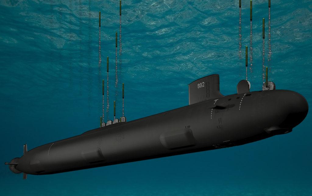 U S  Navy Receives 1st Virginia