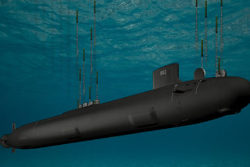 General Dynamics Electric Boat details Block V Virginia-class submarines record contract