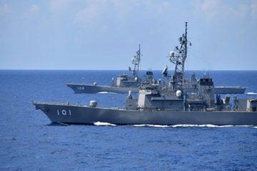 Japan plans to deploy escort ship, patrol aircraft in Arabian Sea in 2020
