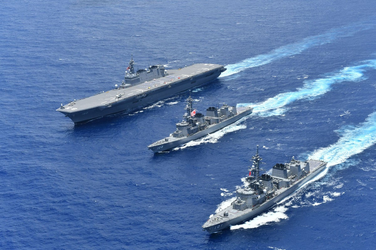 Japan's MoD Issues Largest Ever Defense Budget Request - Naval News