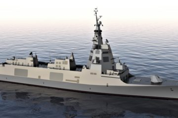GMV to supply SENDA navigation system for Spanish Navy future F-110 frigates