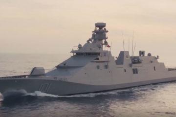 Video: Mexican Navy POLA-class ARM 'Reformador' Completes Acceptance Trials
