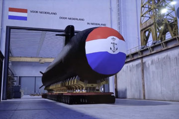 Video: Naval Group IHC Team for the Dutch Walrus Submarine Replacement Program