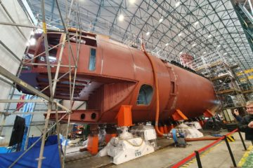 Navantia: Development of S80 Submarine's AIP System Completed