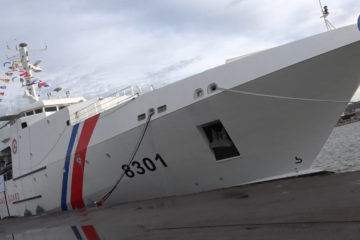 "Video: Philippine Coast Guard Takes Possession of ""Gabriela Silang"" OPV built by OCEA"
