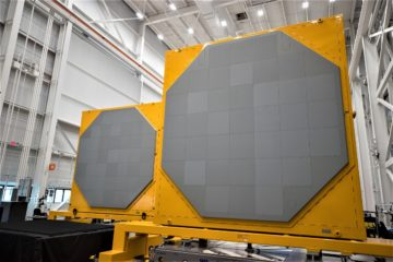 Raytheon building additional SPY-6 radars for US Navy's DDG-51 Flight III