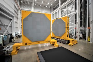 Raytheon gets SPY-6 Radar Integration and Production Support Contract