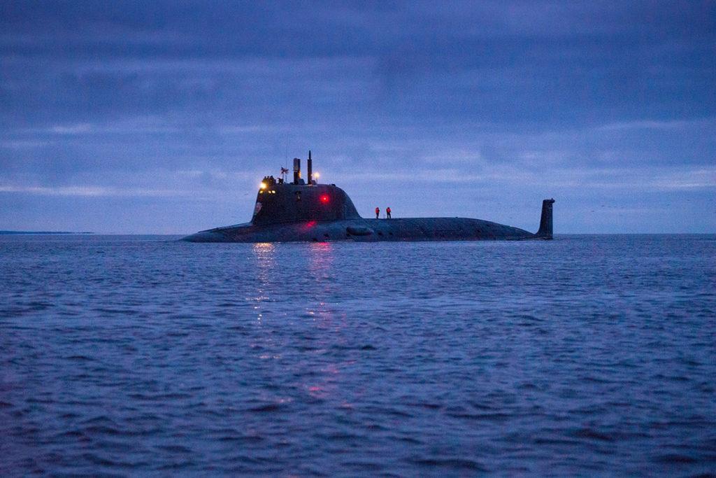 Kazan, the first Russian Project 885M Yasen-M-class SSGN