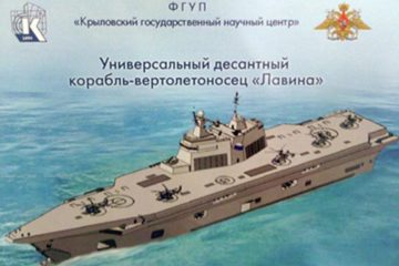 Russia to begin construction of LHD in 2020 – Part 1